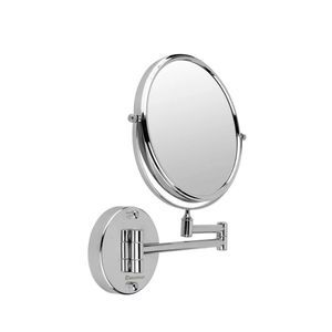 10X Magnifying Two Sided Wall Mount Mirror